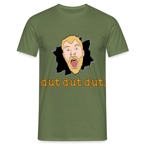 dut dut dut - Men's T-Shirt