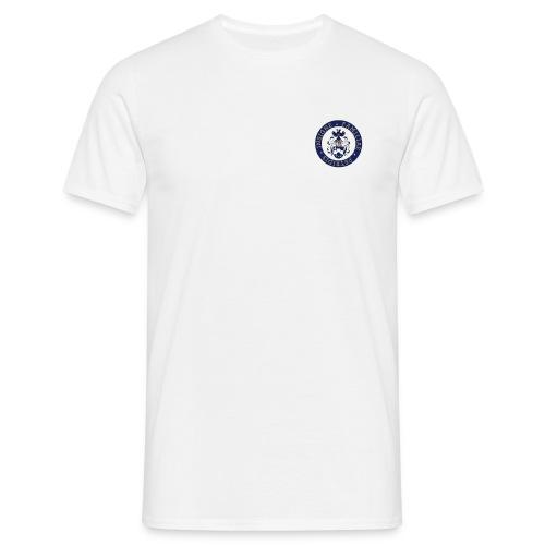 petridis wappen rundsatz- - Männer T-Shirt