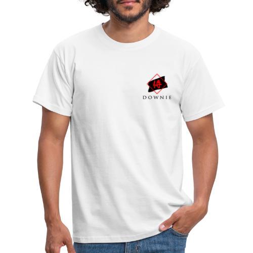 Downie Logo K - Männer T-Shirt