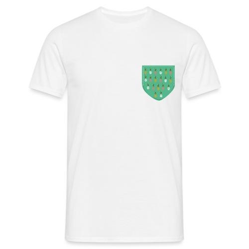 t-shirt poche ananas - T-shirt Homme