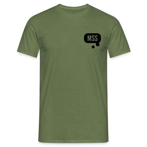 MSS Logo - Men's T-Shirt