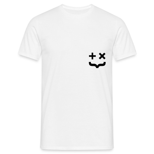 FLÆK ICONIC TEE png - Herre-T-shirt