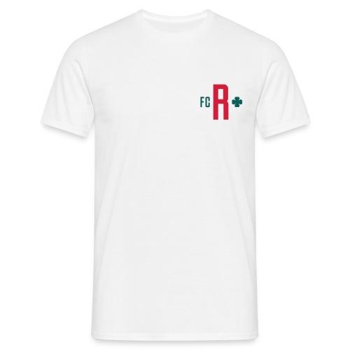 fcrichemond-R-2019-vert+r - T-shirt Homme