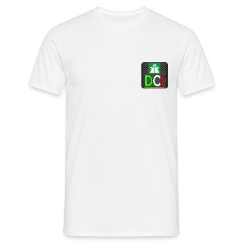 DashCamItalia Style - Maglietta da uomo