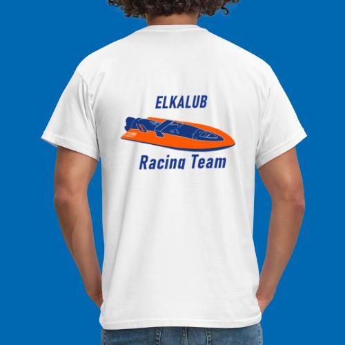 boot RacingT blau - Männer T-Shirt
