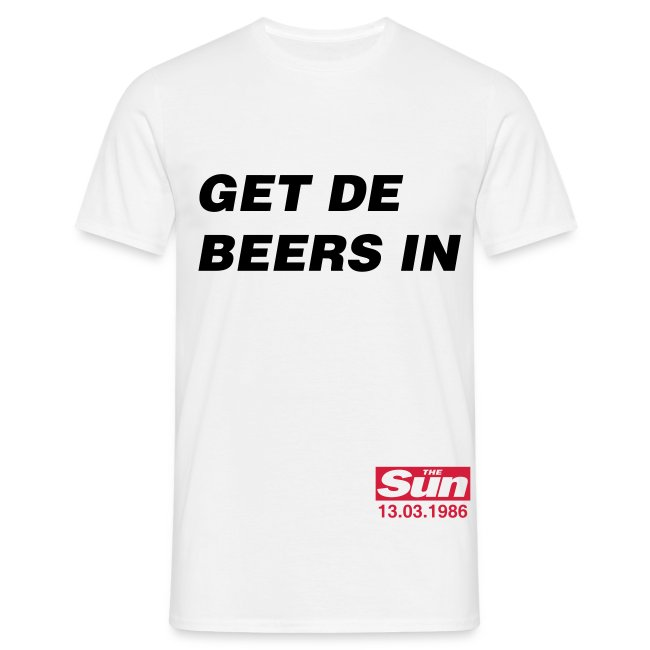 Get De Beers In B