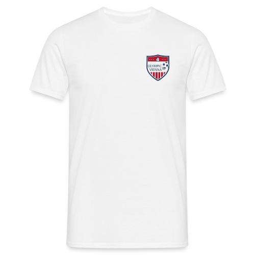 logo olympic - Männer T-Shirt