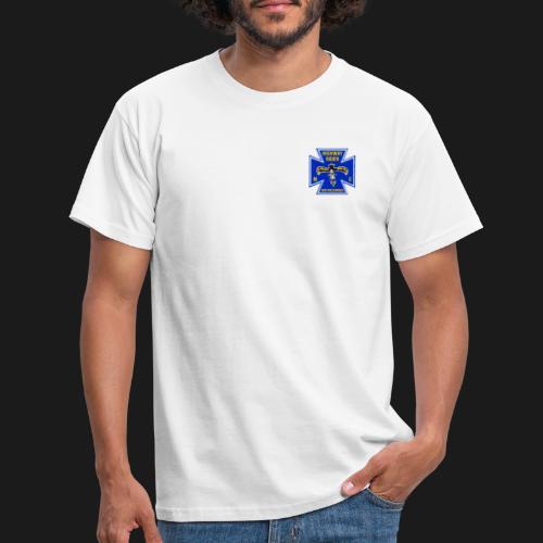 Colour farbig - Männer T-Shirt