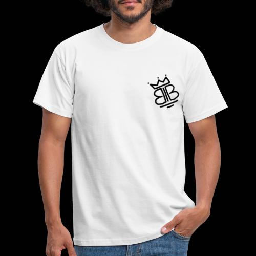 Broxy Original White Tee - Men's T-Shirt