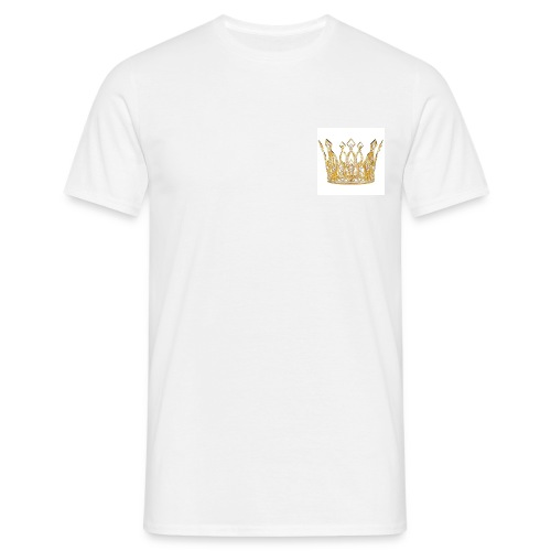 kingsammytvs crown - Men's T-Shirt