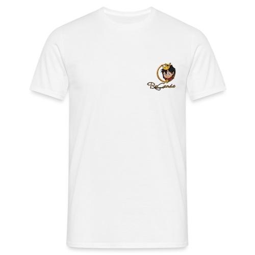 RE_CENSO---logo-grande - Maglietta da uomo