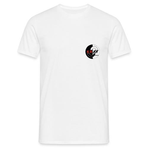 KRAV LOGO frei png - Männer T-Shirt