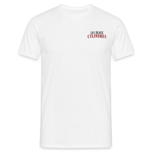 Logo Typo - T-shirt Homme