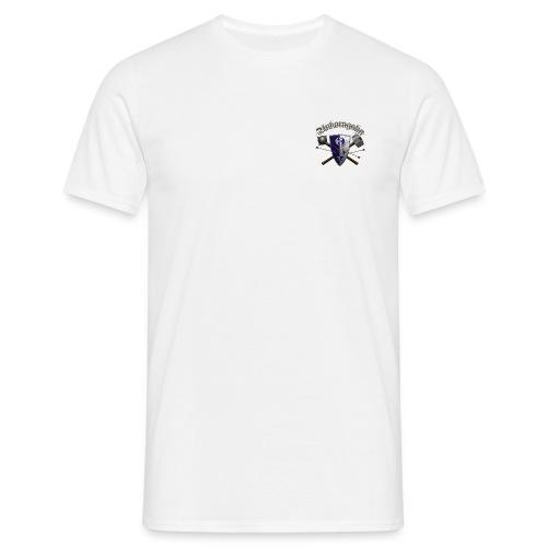 Ankoragahnwappen mit Schriftzug - Männer T-Shirt