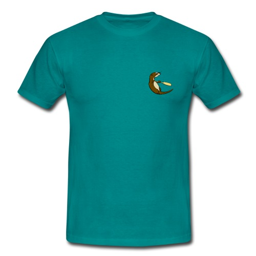 Song of the Paddle; Quentin classic pose Women's - Men's T-Shirt