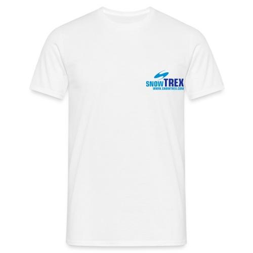 snowtrex bunt - Männer T-Shirt