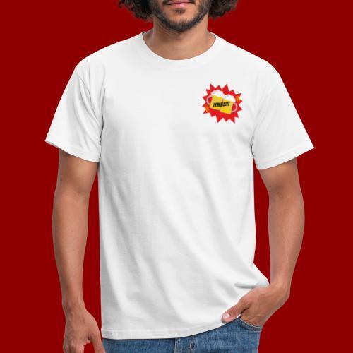 Zimbe - Männer T-Shirt