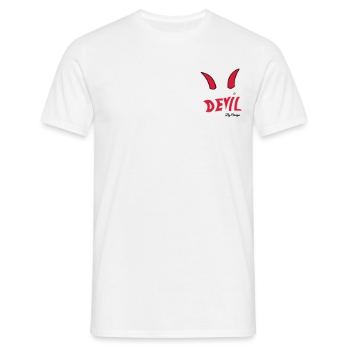 Collection devil by oméga - T-shirt Homme