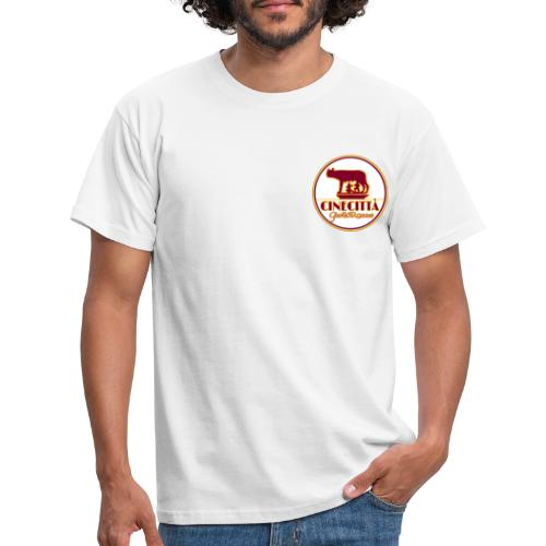 Cinecittà Giallorossa - Maglietta da uomo