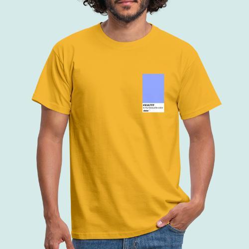 #93A7FF - Männer T-Shirt