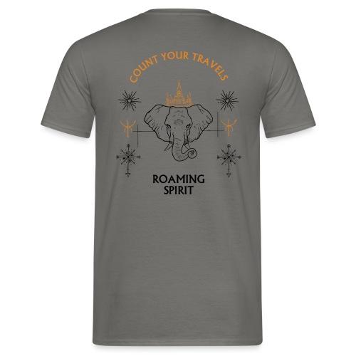 Roaming Spirit. - Men's T-Shirt