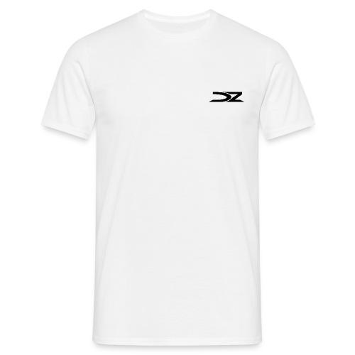 DENZEL Black - T-shirt Homme