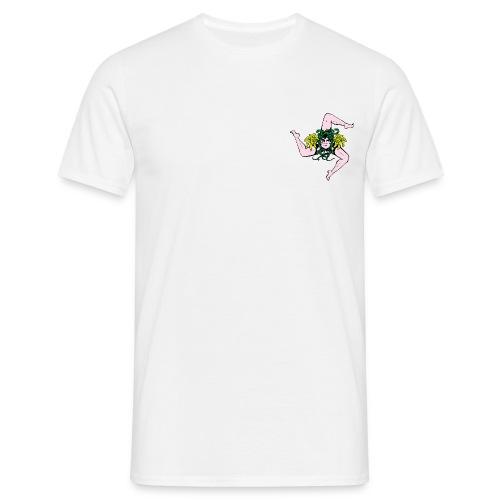 Trinacria Color - Men's T-Shirt