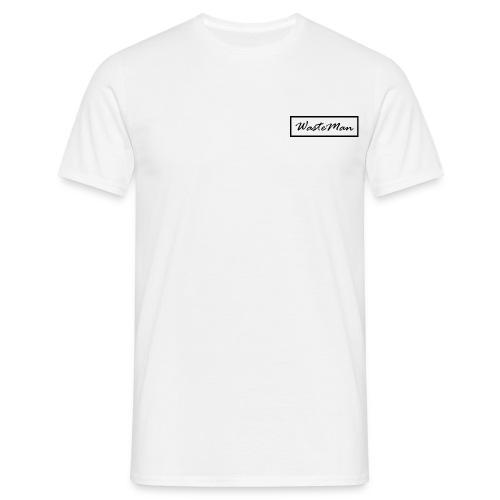 WasteMan - Miesten t-paita