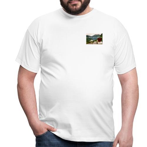 geiranger - T-skjorte for menn