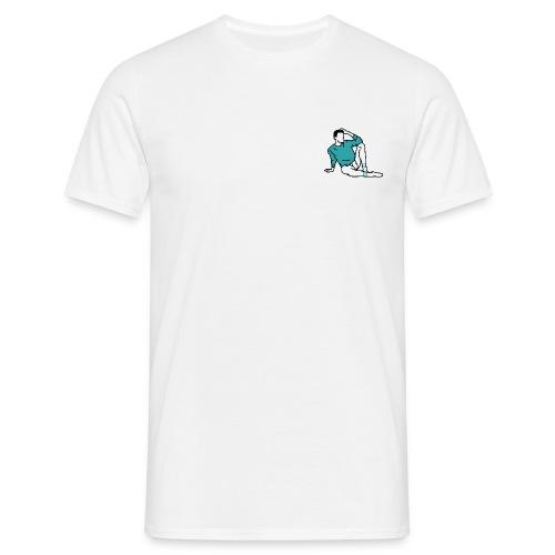 Vert d'eau - T-shirt Homme