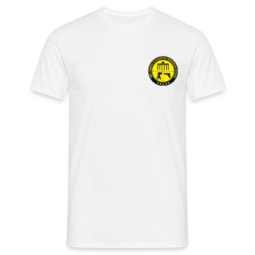 HRP Combat School Logo - Männer T-Shirt