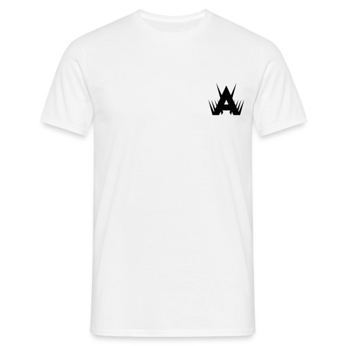 Abruft Sniping Logo (RAW) - Men's T-Shirt