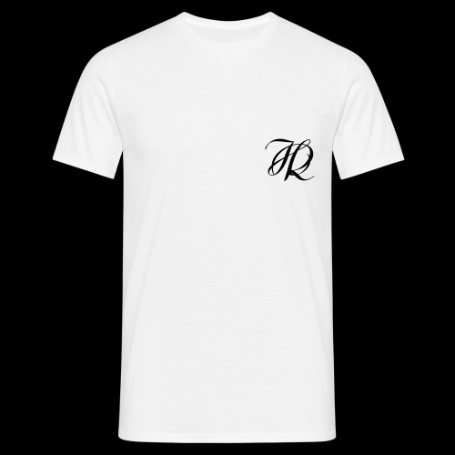 Rick Logo Black - Männer T-Shirt