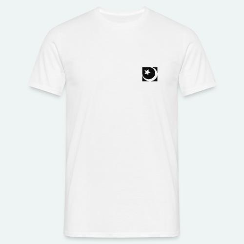 Croissant et étoile 3 - T-shirt Homme