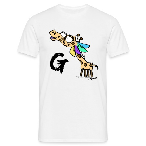 gtg isolated1 copy - Men's T-Shirt