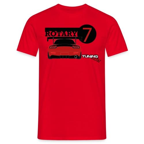 Rotary - Männer T-Shirt
