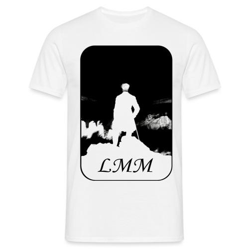 Logo LMM black png - T-shirt Homme