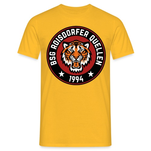 Logo 2018 farbig - Männer T-Shirt