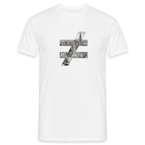 lgo arm 3 png - Männer T-Shirt