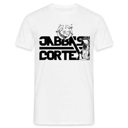 Jabba´s Cortex Logo 2014 - Männer T-Shirt