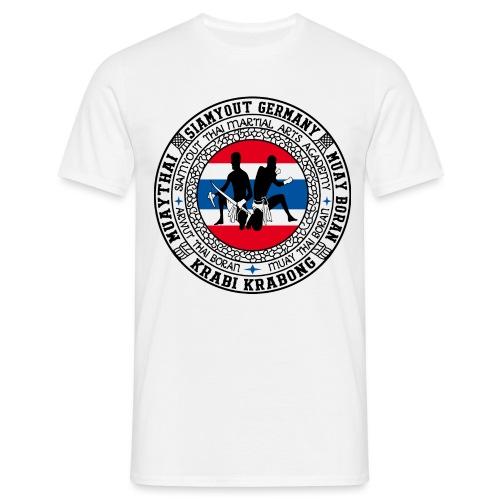 SIAMYOUT Muay Thai - Männer T-Shirt