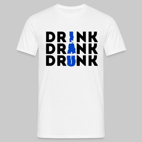 Drunk T Shirt - Men's T-Shirt