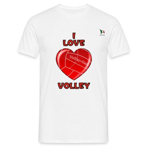 i love volley 2 - Maglietta da uomo