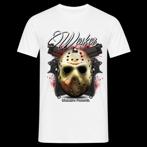 MACABRE RECORD - T-shirt Homme