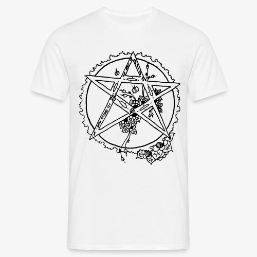 Flowergram - Men's T-Shirt