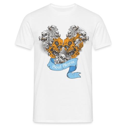Soul Storm - Männer T-Shirt