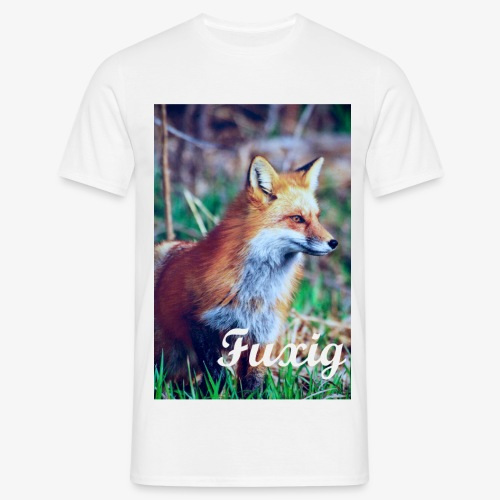 fuxig - Männer T-Shirt