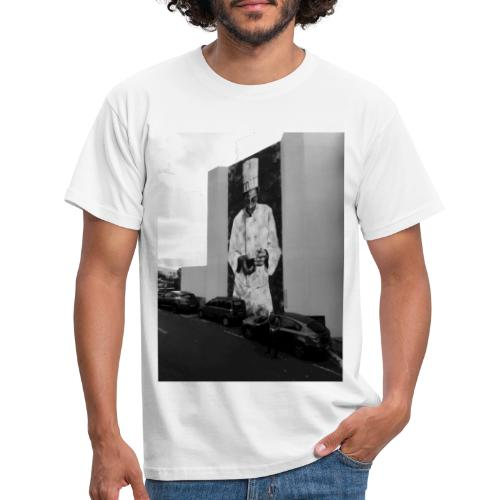 Madeira Chef - T-shirt herr