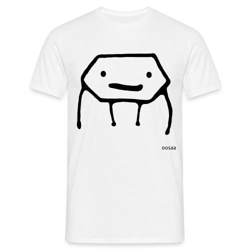 Strichmännchen - Männer T-Shirt