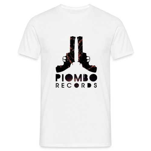 PIOMBO RECORDS - Maglietta da uomo